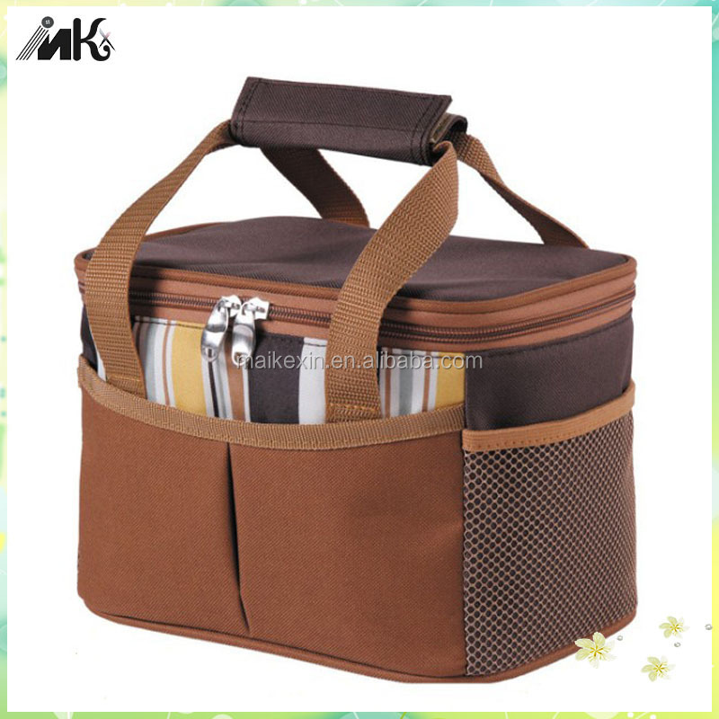 Heat Preservation Lunch Cooler Bag And Cold Insulation Cooler Lunch Bag Insulated Lunch Bag For Office