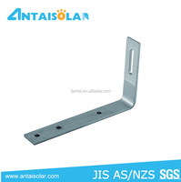 Slate tile roof hook / solar mounting system accessories