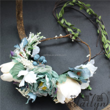 Indian wedding floral blueberries flower garland