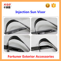 toyota fortuner accessories car sun visor for toyota fortuner, Injection PC Sun visor for fortuner 2016