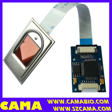 Capacitive Fingerprint sensor module SM30 for live finger identification