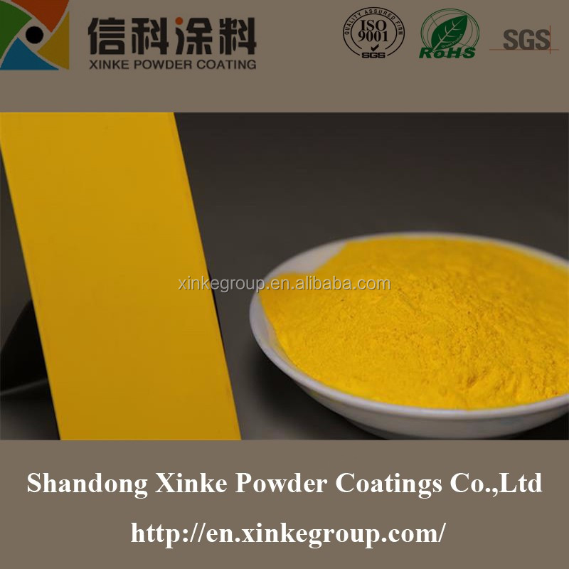 Shock Resistance Polyester Powder Paint