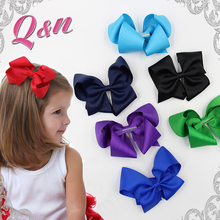 guangzhou girl hair accessories grosgrain hair clip