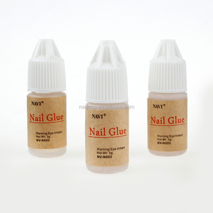 Hot selling 3ml retail packing waterproof Nail Glue
