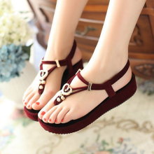 Free Shipping Luxury Walking Sandals Shoes Ladies
