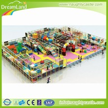 Kids Play Center Indoor Inflatable Playground