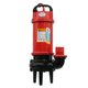 WQD Series 2hp 3 Phase Submersible Pump For Draining Waste Water