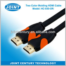 High speed hdmi cable support 3d, 1080p