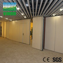 china aluminium frame wall glass partition