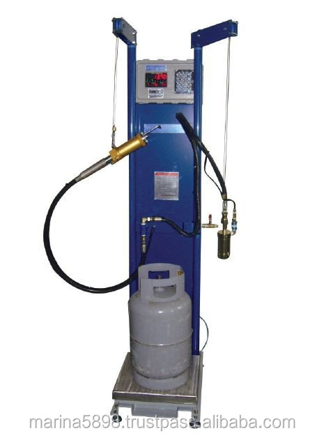 LPG DIGITAL FILLING MACHINE