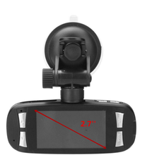 "Black Car DVR 2.7"" inch LCD Novatek 96650 HD G1W viewing Angle Camera"
