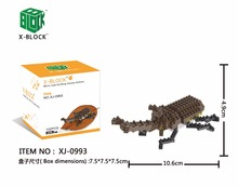 Insect World Series Diy Brain 3D Blocks For Kids