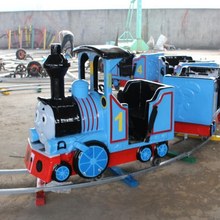 CE certified* Fiber glass * galvanized tube rail* Mini-Train,Children train / Thomas electric train