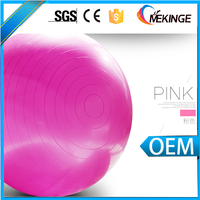 quality product yoga ball wholesale slimming extra thick and explosion-proof gym ball