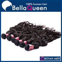 Grade 7A 100% Unprocessed Water Wave Virgin Hair Extensions Cheap Bundles Remy Brazilian Human Hair colored three tone hair weav