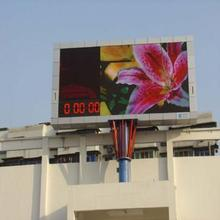 Small one whole body ads moving solar power outdoor led display advertising