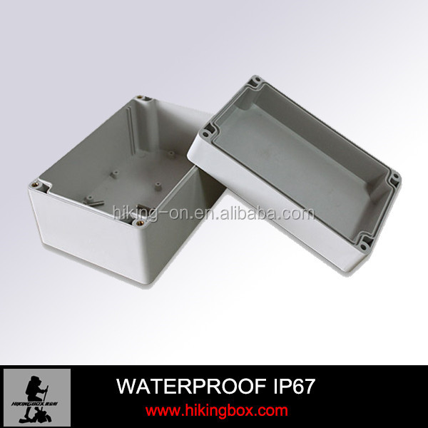 ABS waterproof plastic Power control box/instruments enclosure HIKINGBOX