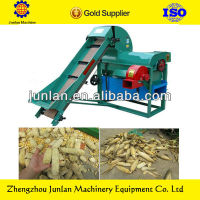 Family use corn sheller with diesel engine
