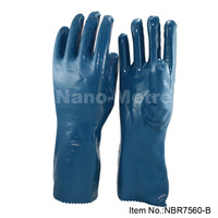 NMSAFETY full coated oil nitrile industrial safety gloves/gas working gloves cheap