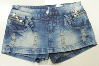 OEM China Factory New Model Jeans Pants Wholesale Price For Lady