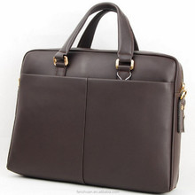 Men Fashion PU Leather Laptop Bag
