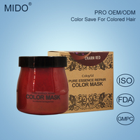 China Hair Mask Factory Wholesale Professional Hair Color Mask Treatment With Factory Price