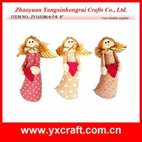 2016 cute angel felt Christmas hanging decoration