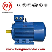 IEC standard ie2 CE CCC approved High Efficiency Three Phase Electric AC Asynchronous Motor 4 Poles 1500RPM 132KW