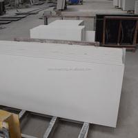Artificial stone bathroom tops starlight white quartz countertop