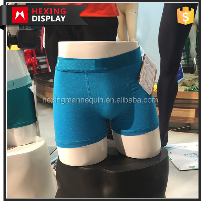 Cute Design Fiberglass Children Underwear Boy Models