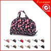 clothes storage smart travel bag with wheels