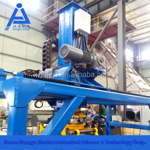 Pure Lead ingot casting machine lead alloy ingot casting machine of lead battery recycling