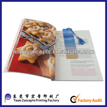 recycled coated paper souvenir book design & printing