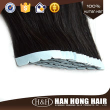 brazilian human hair unprocessed cheap tape in hair extentions best hair