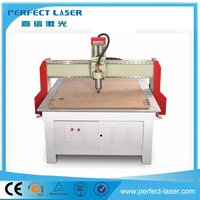 Particle Board bicolor board CNC Router with CE approved