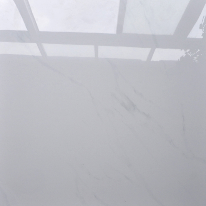 Hb6254 White Polished Porcelain Floor Tiles 60x6024x24 Foshan High