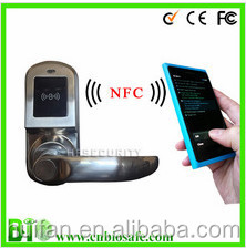 Security Smart Cards Door Lock Electronic (HF-LM9)