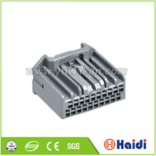 20 pin male to female housing JAE electrical connectors types female connector