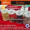 shoelace rivet eyelet for Automatic electrical punching machine