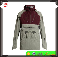 Zippers with hood windbreaker longline yamaha winter jacket