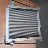 EX120 hydraulic oil cooler for Hitachi excavator