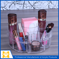 High quality hot sell custom makeup mac cosmetic display stand