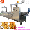 Continuous Deep Fryer for Pork Skin/Pork Skin Conveyor Deep Frying Machine