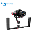 FeiyuTech black handheld A2000 gimbal for mirrorless and DSLR cameras Canon 5D Mark III/SON Y A7RII / ILCE-7R