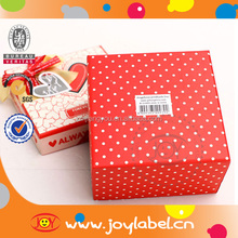 fancy paper sweets packaging boxes from china factory