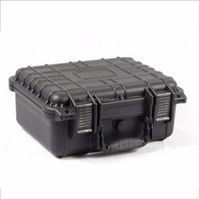 Handheld Water Proof Plastic Tool Case with Foam Set