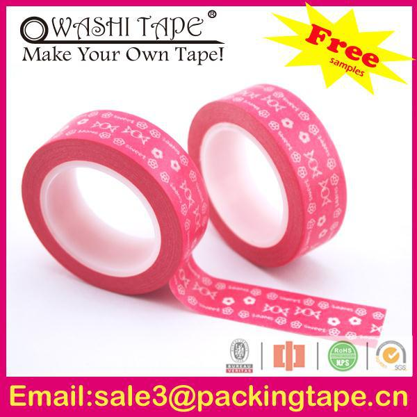 spray-paint masking tape nail art,handmade writable paper tape with free samples offer