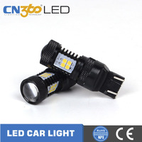 Hot sale 3030 smd T20 7443 w22w 28w auto led tail light for captiva