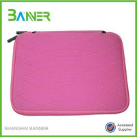 Anti-shocked non-scratch laptop sleeve computer bag neoprene