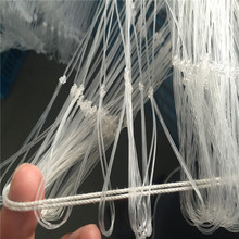 white/transparent nylon monofilament fishing nets made in china,fishing nets on sale